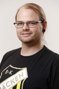 Medlemsansvarig:  Jonas Eriksson